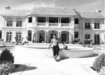 Neymar y su fin de semana 'loco': 10.000€ en una mansión