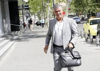 El agente de Keylor fue al Bernabéu, ¡a por una camiseta!