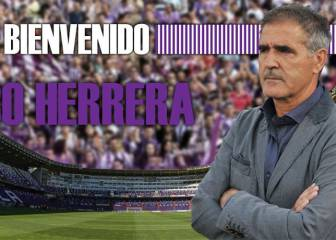 Oficial: Paco Herrera, nuevo entrenador del Valladolid
