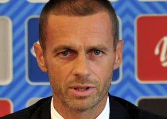 Dificultades para Villar: Ceferin tiene el apoyo de 13 Federaciones para la UEFA