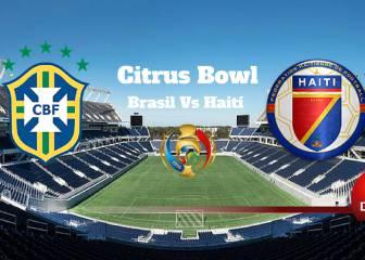 Brasil vs Haití: Resultado, resumen y goles