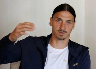 Ibrahimovic retrasa adrede su llegada al United... por dinero