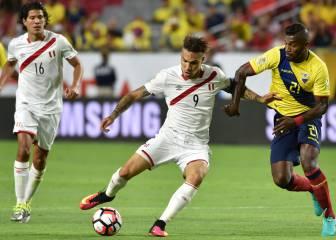 Perú 1 x 1: Soberbio Paolo Guerrero; monumental Tapia
