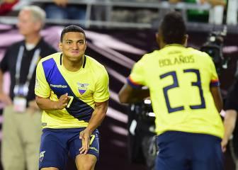 Ecuador 1x1: Jefferson se salió y los Valencia preocuparon