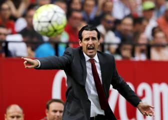 Frenazo al fichaje de Emery por el PSG: el finiquito de Blanc
