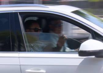 Keylor y Danilo abandonaron el hospital tras sus operaciones