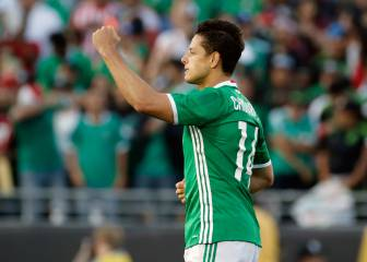 México trabaja para ganarle a Jamaica y está en cuartos