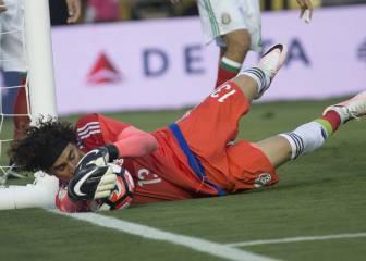 Guillermo Ochoa: El AS del partido México vs Jamaica