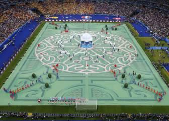 Eurocopa: gran fiesta del fútbol en las gradas y en las calles