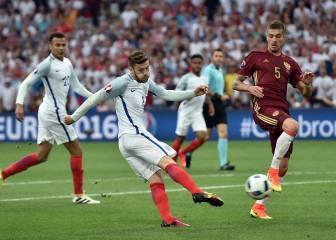 Inglaterra vs Rusia en vivo online: Eurocopa 2016, Grupo B