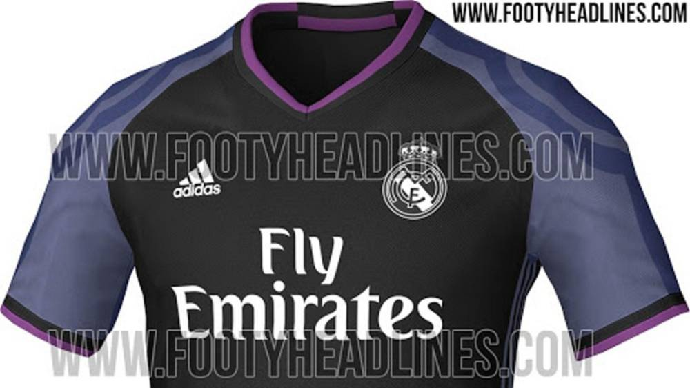 equipacion real madrid futbol