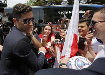 Lewandowski pide paso