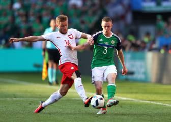 Polonia 1 - 0 Irlanda del Norte: Resumen, resultado y goles