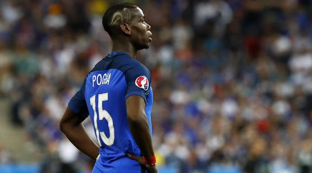 3b65f55bf5 Pogba no se entrena con Francia a 4 días del partido ante Albania