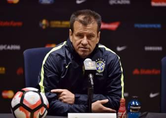 La selección brasileña alista cambios para enfrentar a Perú
