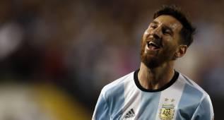 """Lionel Messi: """"Todavía me falta para estar al 100%"""""""