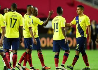 Ecuador vs Haití: Crónica, resumen, ficha e imágenes