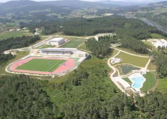 El club comunica que la estadía será en Melgaço, Portugal