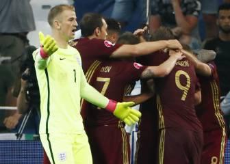 Las críticas se ensañan ahora con la selección inglesa