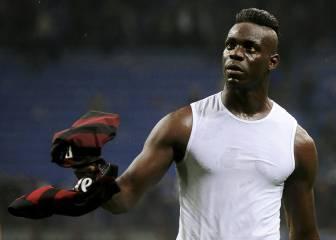 Balotelli, en una pelea donde un hombre perdió tres dedos