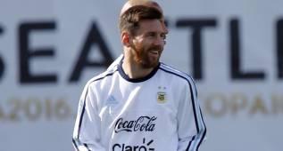 """Messi: """"Si me quito la barba me matan, no me la corto ni loco"""""""
