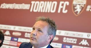 El Torino presenta a Sinisa Mihajlovic como nuevo técnico