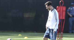 Messi estará desde el arranque para enfrentar a Bolivia