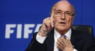 """Blatter: """"¿Bolas calientes? He sido testigo de ello en Europa"""""""