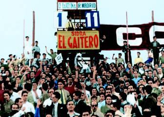 Madrid 11, Barça 1. El desembarco de Bernabéu (1943)