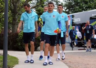 Kovacic será espiado por la Juventus durante la Eurocopa
