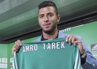 Tarek muestra el camino de la 'operación salida' del Betis