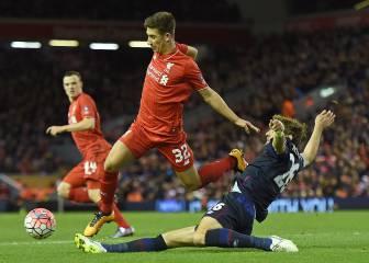 El Madrid se fija en Brannagan, centrocampista del Liverpool