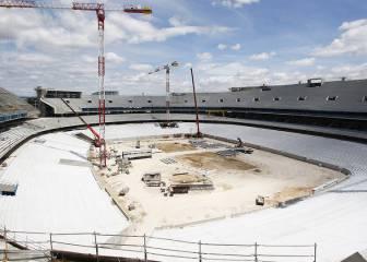 El Atlético ha dado comienzo al traslado al nuevo estadio