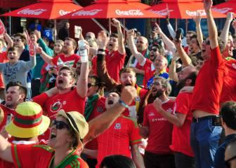 El Inglaterra-Gales será la 'Batalla de Reino Unido'