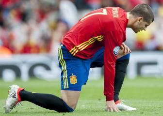 Los fans del Arsenal atacan a Morata: