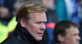 Koeman deja el Southampton y es el nuevo técnico del Everton
