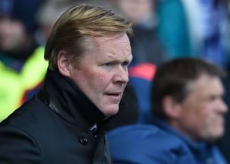 Koeman deja el Southampton y es nuevo técnico del Everton