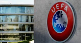 """UEFA: """"La acusación de Blatter de amaño en sorteos es absurda"""""""
