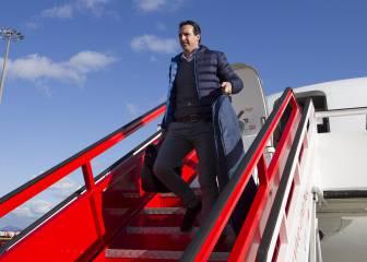 Unai Emery habría viajado a Qatar para fichar por el PSG
