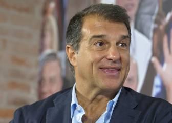 """Laporta: """"Pasamos de los niños y UNICEF a un Barça corrupto"""""""