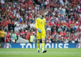 Mou gana el pulso: De Gea decide quedarse en el United