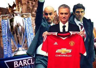 Calendario: Mourinho vs Pep el 10-S y ante Karanka el 31-D