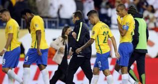 """Zamorano ataca a Brasil: """"Tiene que trabajar para recuperarse"""""""