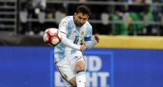 """Leo Messi, recuperado: """"Me sentí bien; ya no tengo dolor"""""""
