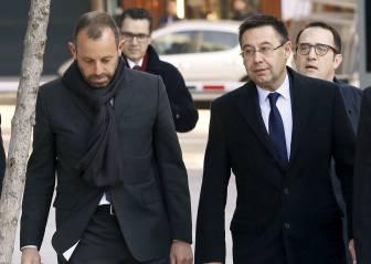 El abogado del Barça: