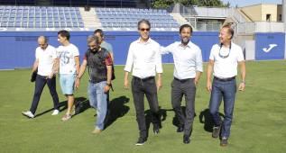 Luis Muñoz, central de futuro, está en la agenda perica