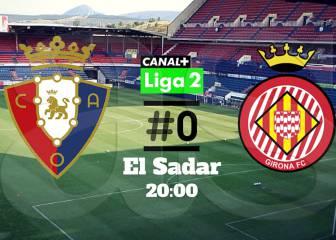 Osasuna vs Girona: resultado, resumen y goles