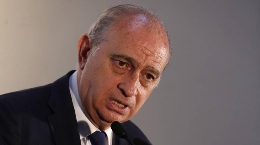 eurocopa el ministro del interior espa ol afirma que no