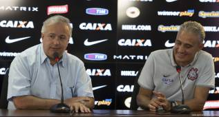 "El Corinthians: ""Estamos hasta los cojones de la CBF"""
