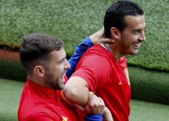 El entorno de Pedro ve poco factible su regreso al Barça